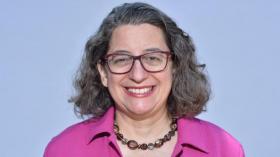 Congressional candidate Nancy Goroff