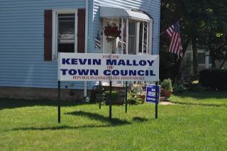 Malloy Sign
